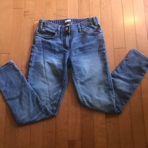 CrewCuts blue jeans for girls